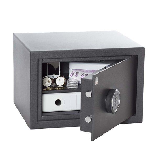 Tresorkauf24.de Sicherheitsstufe S2 Tresor TA S22 mit Elektronikschloss