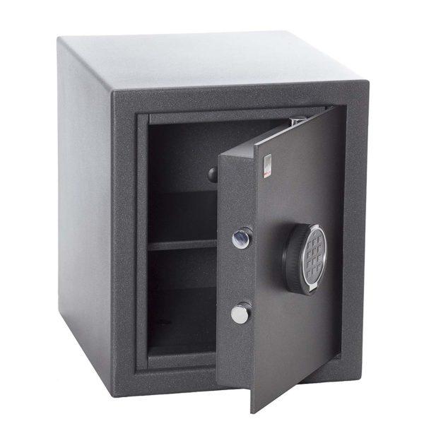 Tresorkauf24.de Sicherheitsstufe S2 Tresor TA S23 mit Elektronikschloss
