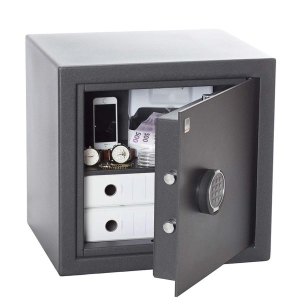 Tresor TA S24 mit Elektronikschloss - Sicherheitsstufe S2 - VdS