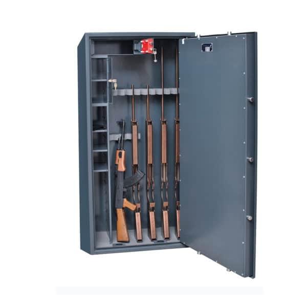 Waffenschrank RESIST 750 mit Elektronikschloss - Grad 0